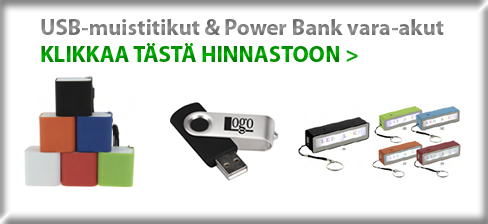 USB-hinnasto